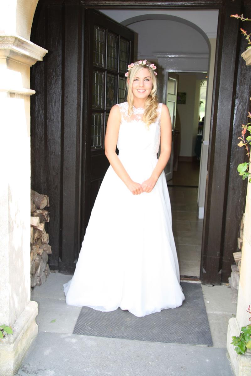 Lace Wedding Dress - Sew Wedding