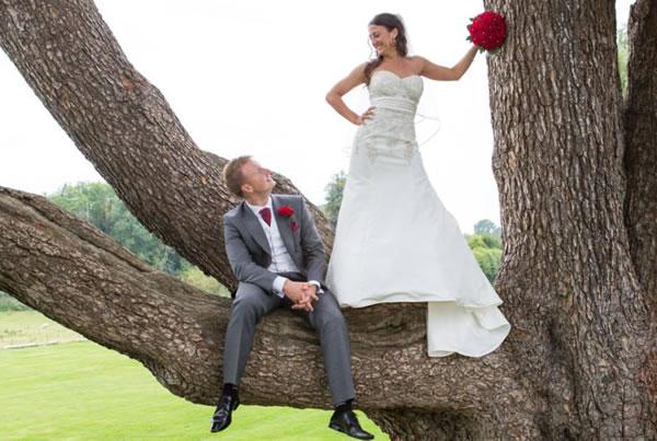 Wedding Dress Alterations Nottingham for Sam
