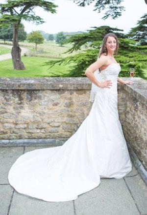 Nottingham Wedding dress alterations