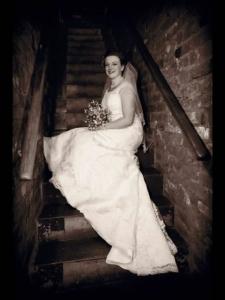 40s Style Wedding - Stephanie Groves