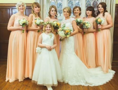 Laura Burnett – my wedding dress fitted beautifully