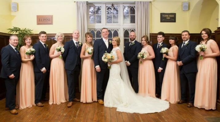 Wedding dress Laura Burnett