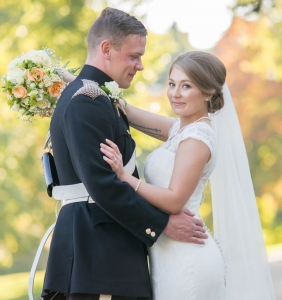 Wedding dress alterations Stacey Seafield