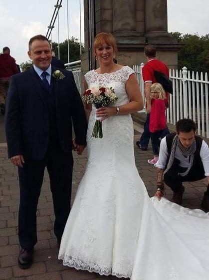 Wedding Sue Browne